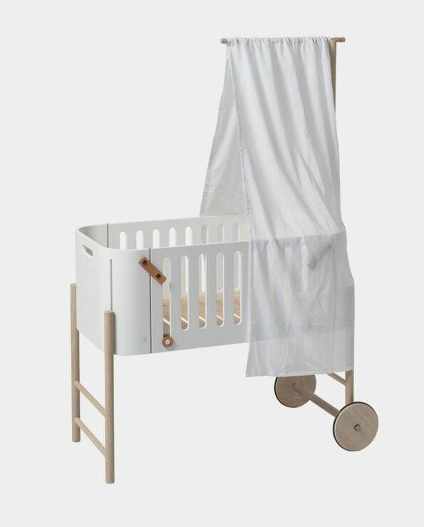 Lit Cododo Wood évolutif Oliver Furniture