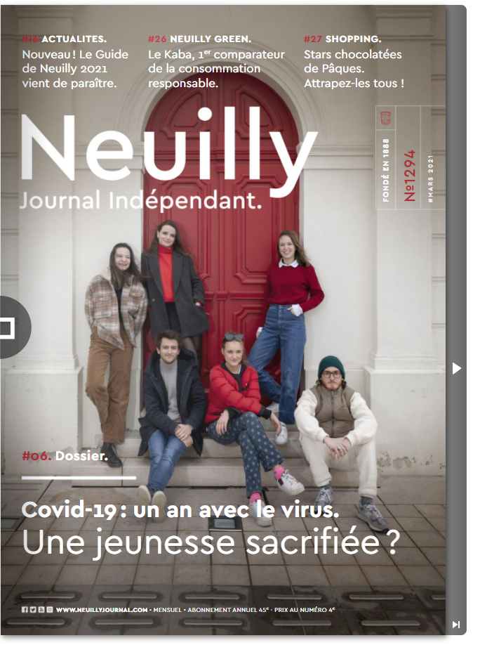 Parution_Le-Petit-Drugstore__NeuillyJournal_Mars-2021-01